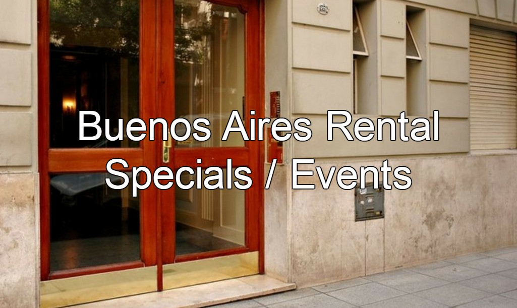Events and Things to do in Buenos Aires Concerts, Movies, Events, Festivals My Vacation Rental