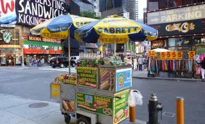 The 7 Best Places to Get a Hot Dog in NYC